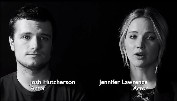'Mockingjay' Cast Stars in Ebola PSA