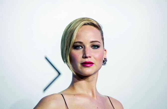 Jennifer Lawrence Joins James Cameron Produced 'The Dive'