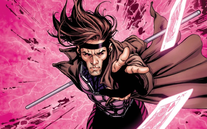 'X-Men' Spin-off'Gambit' Gets Official Release Date