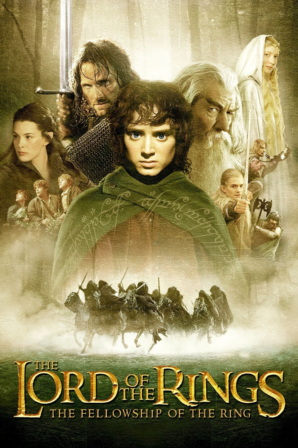 The Lord Of The Rings The Fellowship Of The Ring Classic