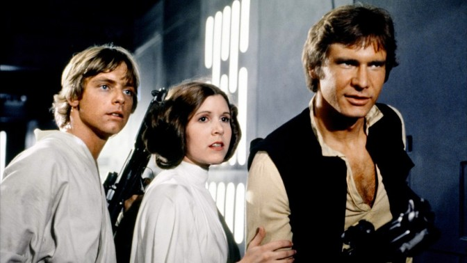 Original Cast Won't Be Featured in 'Star Wars 7' Advertising