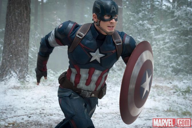 'Captain America: Civil War' Begins Shooting in April