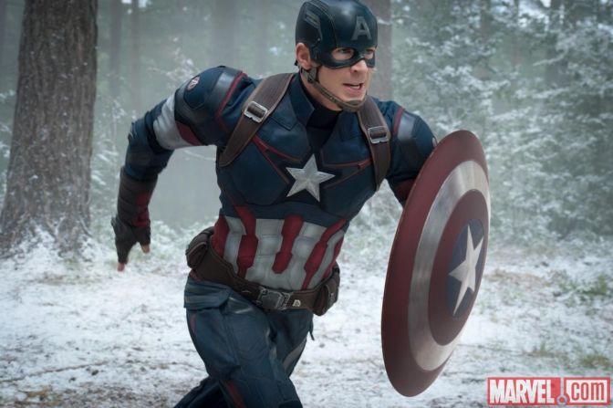 'Captain America: Civil War' Begins Shooting in April