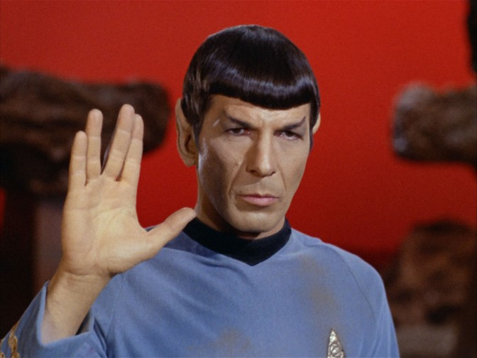 'Star Trek's' Leonard Nimoy, Dies at 83