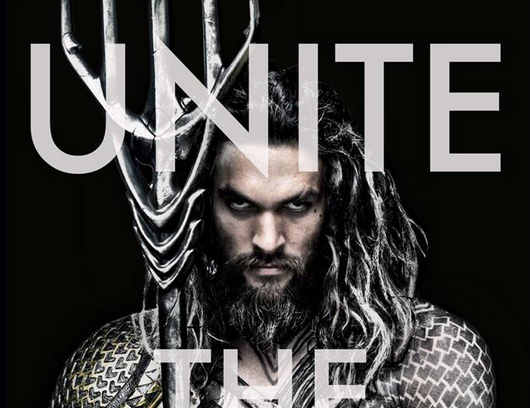 Jason Momoa Revealed as Aquaman