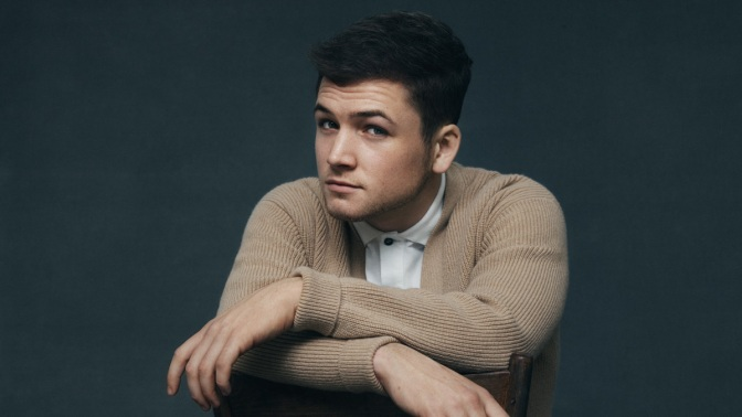 'Star Wars' Spinoff Wants Taron Egerton as Han Solo