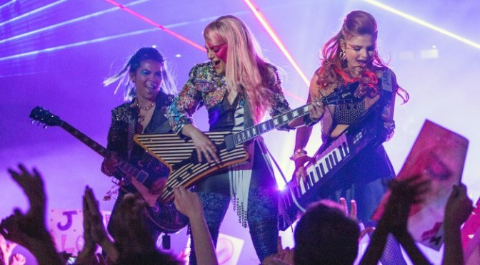 'Jem and the Holograms' Photo and Synopsis Revealed