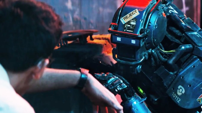 'Chappie': Six New TV Spots