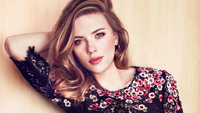 Scarlett Johansson Joins 'The Psychopath Test'