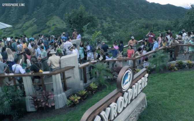 'Jurassic World' Launches Live Park Cam on Website
