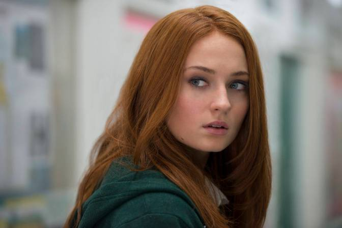 Sophie Turner Talks Jean Grey & 'X-Men'