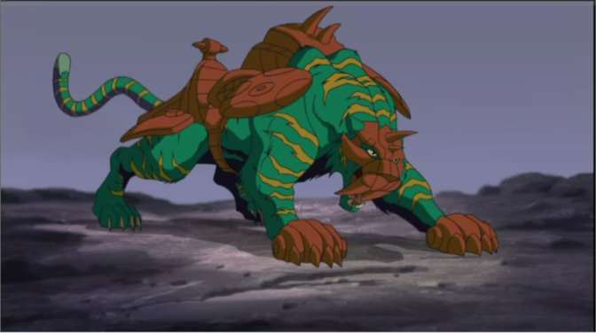 He-Man's Battlecat Revealed From 'Masters of the Universe'