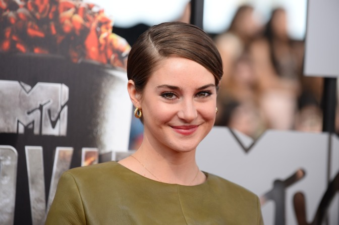 Shailene Woodley to Receive MTV Trailblazer Award