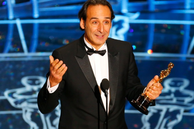 'Rogue One' Gets Composer Alexandre Desplat