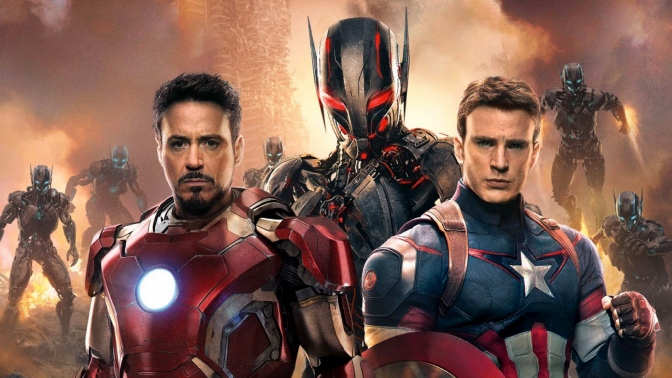 'Avengers: Age of Ultron' Trailer Sets Record with 35M Views