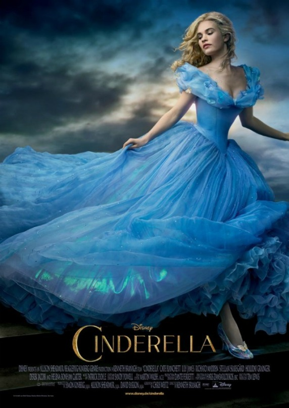 Cinderella-Disney-2015-photoshop-Lily-James-poster