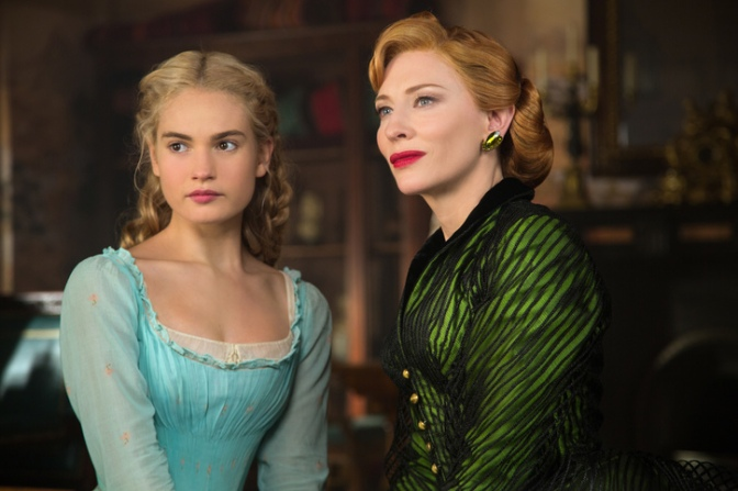 'Cinderella' Opens to $23M on Friday