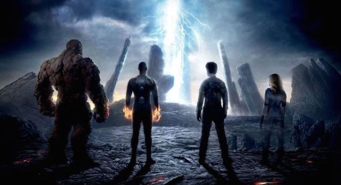 'Fantastic Four': New Poster Unites the Heroes
