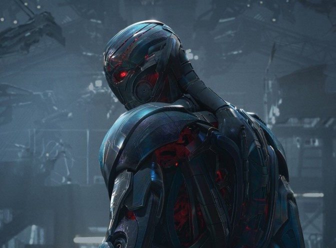 Ultron Character Poster for 'Avengers 2' Revealed