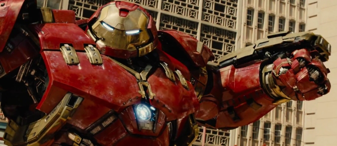 'Avengers 2': Hulk vs Hulkbuster Details Revealed