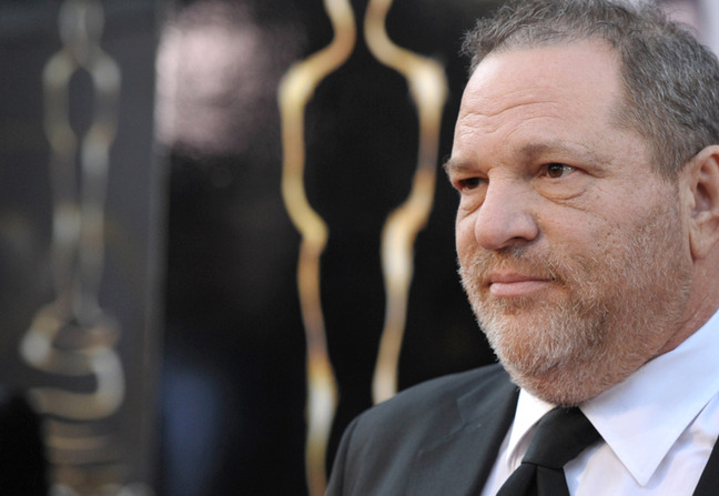 Harvey Weinstein Questioned by NYPD after Groping Accusations