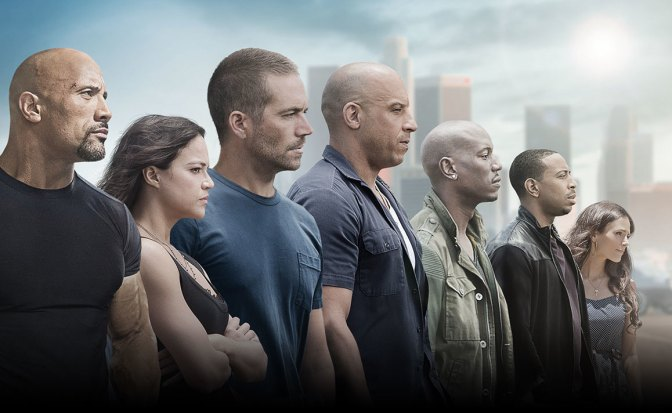 Furious 7 (Review)