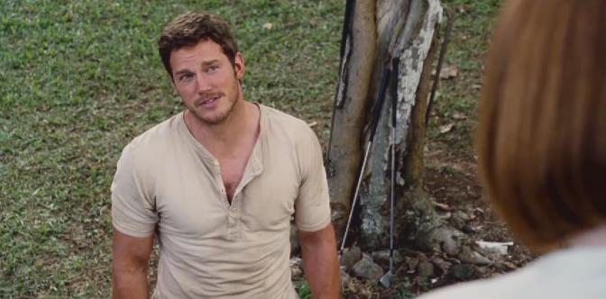 'Jurassic World': First Clip Debuts with Chris Pratt