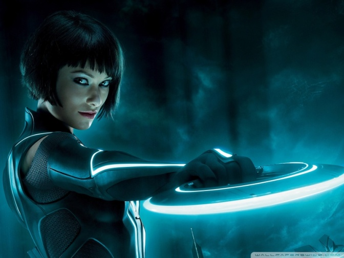 Olivia Wilde Returning for 'Tron 3'