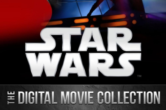 'Star Wars Saga' Being Released in Digital HD on April 10