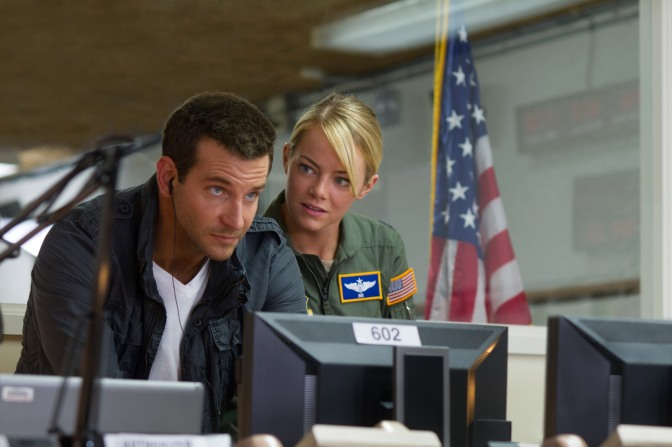 First 8-Minutes of 'Aloha' Starring Bradley Cooper and Emma Stone gets Early Release