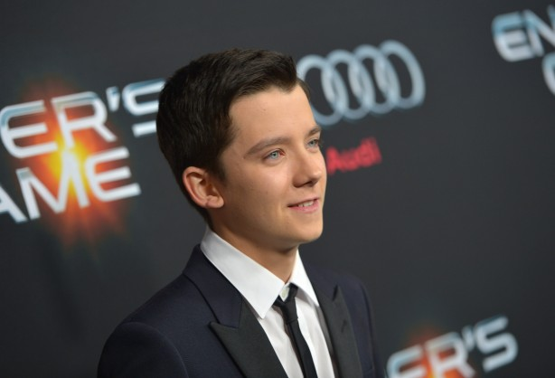 Asa Butterfield cast as Spider-Man