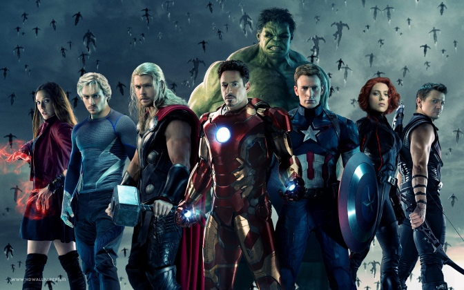 Avengers: Age of Ultron (Review)