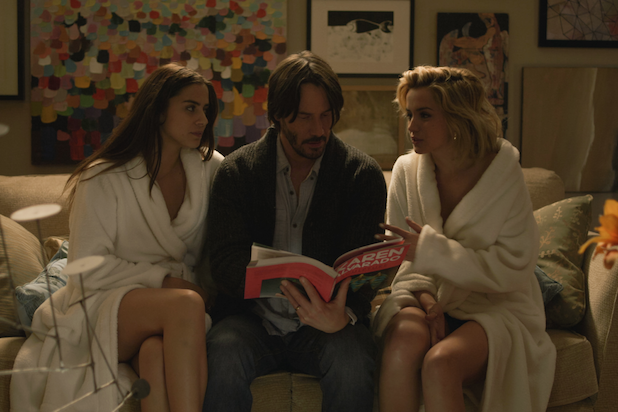 Second 'Knock Knock' Trailer Starring Keanu Reeves