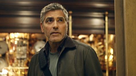 Disney's TOMORROWLAND..Frank Walker (George Clooney)..Ph: Film Frame..©Disney 2015