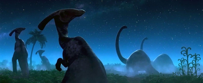 First Trailer for Pixar's 'The Good Dinosaur'