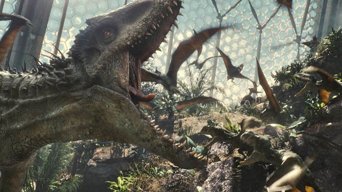 'Jurassic World' Crushes Global Opening Record