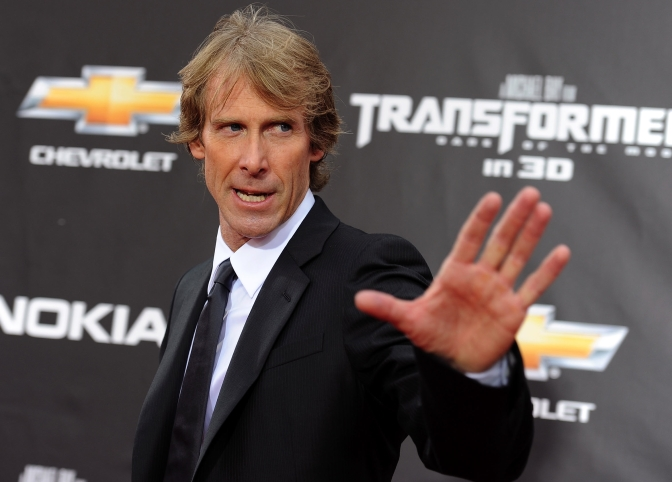 Michael Bay to Direct 'Time Salvager' Adaptation