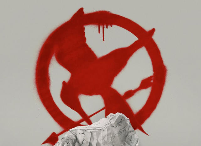 'Mockingjay Part 2' Poster shows President Snow's Demise